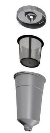 Keurig My K-Cup Replacement Coffee Filter Set fits B30 B40 B50 B60 B70 series