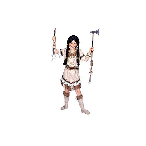 Runni (Girls Tan Native Princess Indian Costumes)
