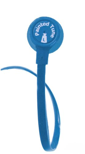 Painted Tunes Hf200B Headphone For Ipod, Ipad, And Tablet (Blue)