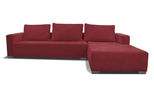 Decenni Right Arm Chaise Facing Juliet Sectional Cayenne front-641510