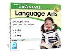 Elementary Advantage Essentials Language Arts (Encore Elementary Advantage compare prices)