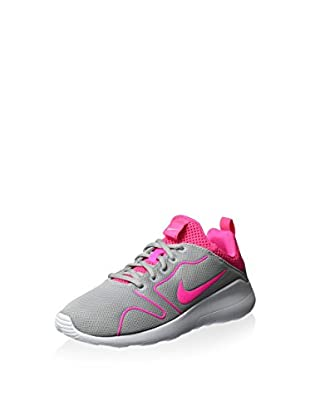 Nike Zapatillas Kaishi 2.0 (Gris / Rosa)