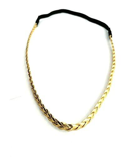 Headband tresse - Dorée