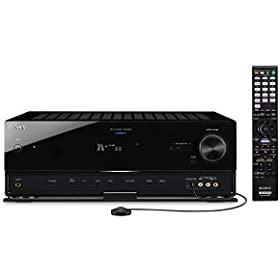 Sony STR-DN1000 7.1-Channel Audio Video Receiver (Black)