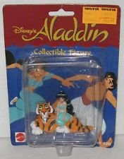 Disney Aladdin Collectible Figure - Jasmine and Rajah - 1