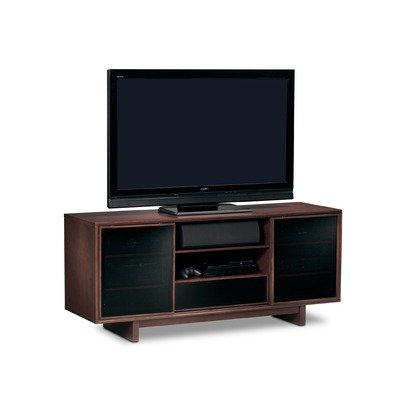 Cheap Cirrus 65″ Console Height TV Stand in Espresso Stained Oak (8158ESP)