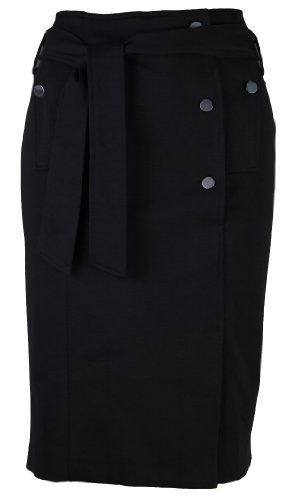 Ezra Asymmetrical High Waist Skirt Image