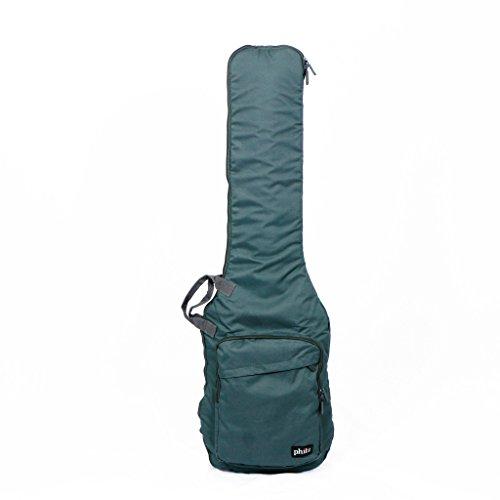 Phitz - Bass Guitar Case, Charcoal Fabric