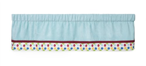Kids Line 4601V Valance, Animal Parade
