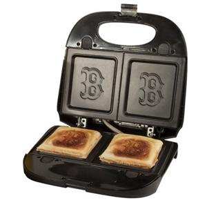 MLB Boston Red Sox Sandwich Press