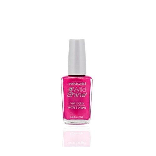 ウェットアンドワイルド Wild Shine Nail Color Lavender Creme