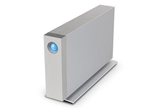 LaCie d2 Thunderbolt2 6 TB Externe Festplatte (USB 3.0, 2 x Thunderbolt, 7200 rpm)