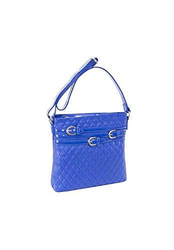 Quilted-Multi-Belt-Adorned-Vertical-Crossbody-Bag-in-Blue