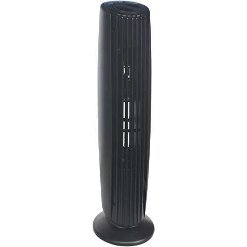 1 - IonizAir(TM) II, Purifies the air to get rid of particles & distributes fresh, healthy air, Perfect to get rid of pet or cigarette odors, Quiet fan for a peaceful sleep