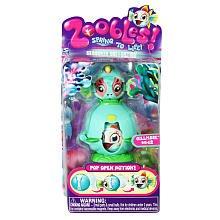 Zoobles Toy Petagonia Animal Mini Figure #42 Gillmore - 1