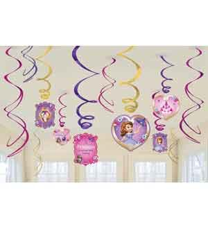 Sofia The First Swirl Pack 12ct [Contains 3 Manufacturer Retail Unit(s) Per Amazon Combined Package Sales Unit] - SKU# 670293
