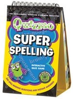 Infinitoy INF28008 Super Spelling Quizmo Flip - Buy Infinitoy INF28008 Super Spelling Quizmo Flip - Purchase Infinitoy INF28008 Super Spelling Quizmo Flip (Infinitoy, Toys & Games,Categories,Electronics for Kids,Learning & Education,Toys)