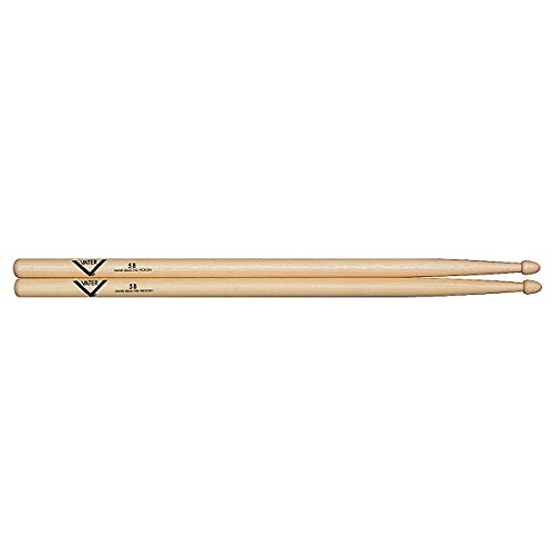 Vater Percussion 5B Drumsticks, Wood Tip