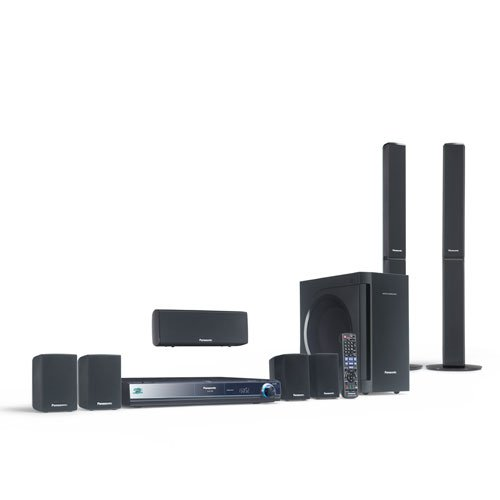 Panasonic SC-BT303 Blu-ray Disc™ Home Theater Sound System