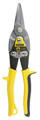 Stanley FatMax 14-563 9-7/8-Inch Straight Cut Aviation Snip (Aluminum Cutter compare prices)