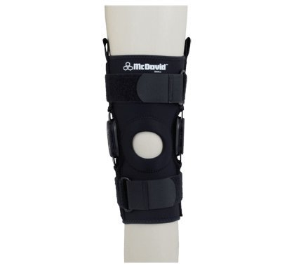 McDavid 429 Geared Hinged Knee Brace Small