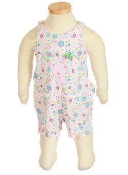 Bebini Floral Print Knit Romper with Bunny - Buy Bebini Floral Print Knit Romper with Bunny - Purchase Bebini Floral Print Knit Romper with Bunny (ClassicCloseouts, ClassicCloseouts Apparel, ClassicCloseouts Toddler Girls Apparel, Apparel, Departments, Kids & Baby, Infants & Toddlers, Girls, Shorts)