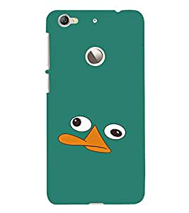 EPICCASE perry the platypus Mobile Back Case Cover For LeEco Le 1s Eco (Designer Case)