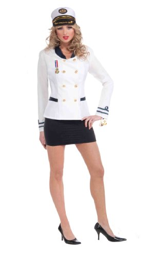 Forum Navy Officers Jacket Costume