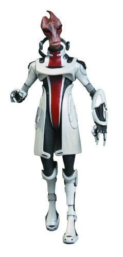 Big Fish Toys Mass Effect 3: Series 2: Mordin Action Figure