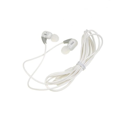 Fashion Earphone Headset For Apple Iphone 4S 4G 3G 3Gs I Pod Touch Nano Video