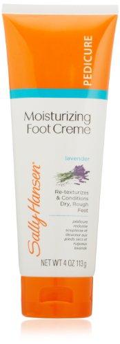 Sally Hansen Pedicure Collection, Moisturizing Foot Cream, 4 Ounce (Sally Hansen Feet compare prices)