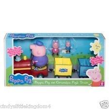 Character Options - Peppa Pig ed il treno del nonno