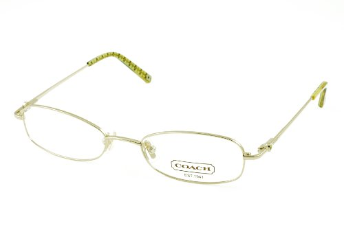 Coach Metal Eyeglass Frames : Review Before Grabbing Coach Eyeglasses Frames 109 Jamie ...