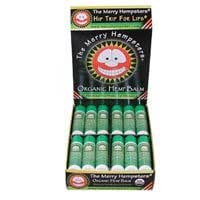 Merry Hempsters Organic Hemp Lip Balms Spearmint 0.14 oz. tubes (Pack of 5)