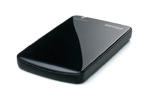 【Amazonの商品情報へ】BUFFALO 高速244MB/s SSD採用 ポータブルストレージ 128GB SHD-PEH128U3-BK