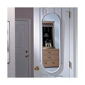 38 over the door mirror by jumbl wall mounted mirrors. Black Bedroom Furniture Sets. Home Design Ideas