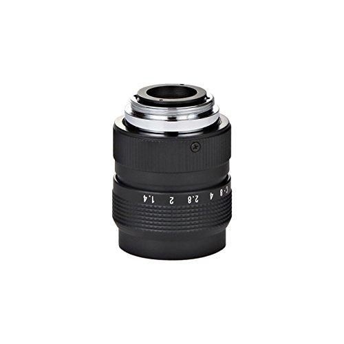 sainsonic-25mm-f-14-c-mount-cctv-lens-for-pentax-q-p-q-mount-interchangeable-lens-camera