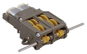 Tamiya 70097 Twin Motor Gearbox Assembly Set from tamiya