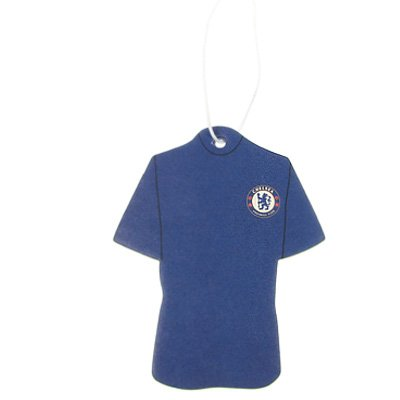 Blue Chelsea Kit Car Air Freshener Shirt - Official