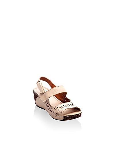 AROW Keil Sandalette A112 beige