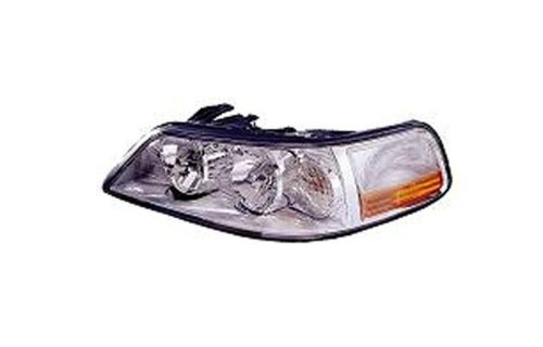Headlight Lamp Right Hand Side Passenger RH for Town Car FO2503125 FOVY13008A