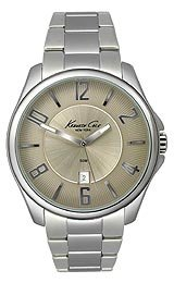 Kenneth Cole Date Window Mink Dial Men's watch #KC3861MK