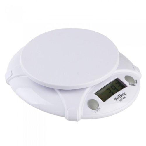 WH-B09-7KG/1G Digital LCD électronique Balance de cuisine avec bol