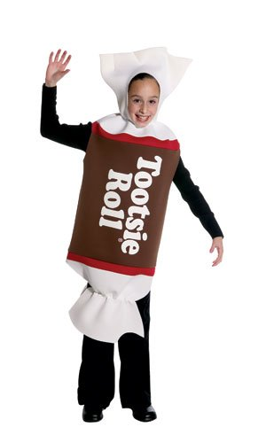 Kids Tootsie Roll Costume