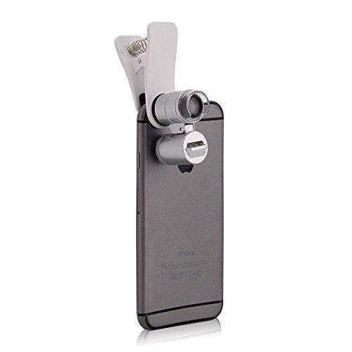 COLEMETER-Mini-60X-Handys-Speziales-Mikroskop-Vergrerungsobjektiv-LED-Lampe-Lupe