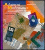 Advanced Mathematics: Precalculus with Discrete Mathematics and Data Analysis, Teacher's Edition, by Theodore E. Brown, Richard G. Brown