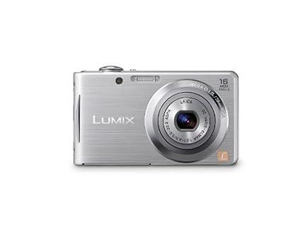 Panasonic Lumix DMC-F5 Image