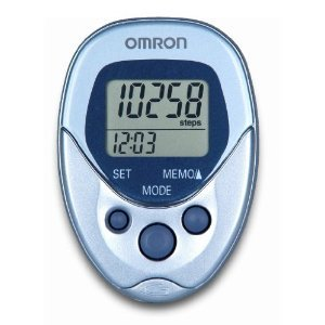 Cheap Omron HJ-112 Digital Pocket Pedometer & Mini Tool Box (ml) (B008JECOZI)