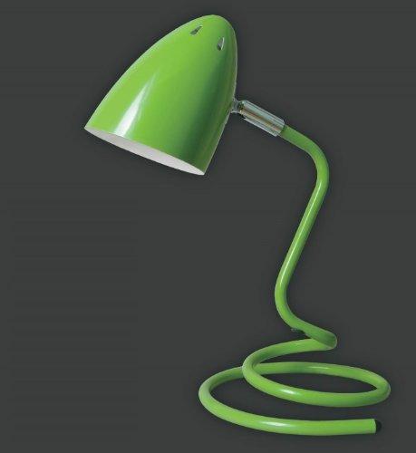 """Peppige Schreibtischleuchte """"Swing"""" grün"""