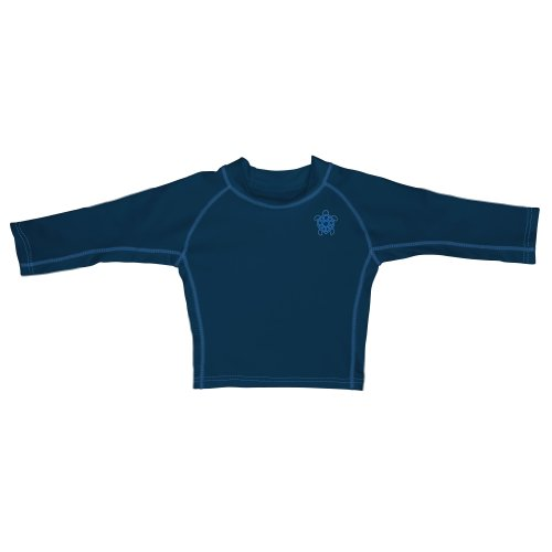 i play. Unisex-baby Infant Long Sleeve Rashguard Shirt